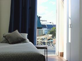 Private Single Balcony Room 9