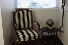 Hallway Seating Nook