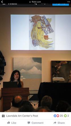 The BIG artist talk