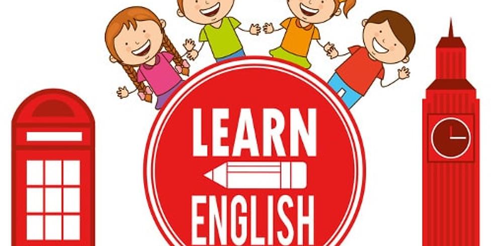 Atelier Anglais pour les plus petits