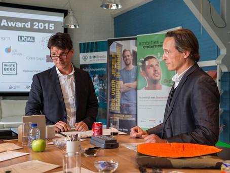 Parcer geselecteerd voor finale Breda Start-up Award 2015