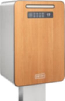 Slimme Brievenbus, Smart Parcelbox