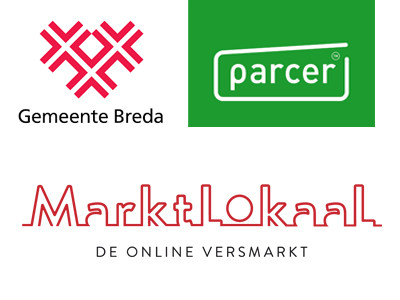Gemeente Breda start pilot met Parcer en Marktlokaal
