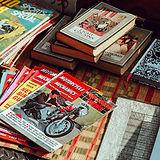 Books and Magazines
