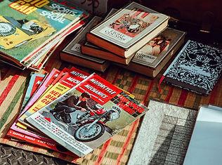 Boeken en Tijdschriften