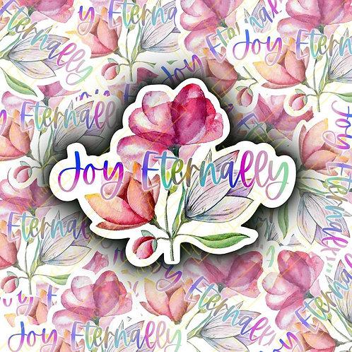 Joy Eternally-Sticker