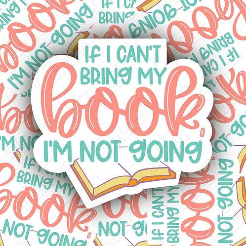 Book Nerd-Sticker