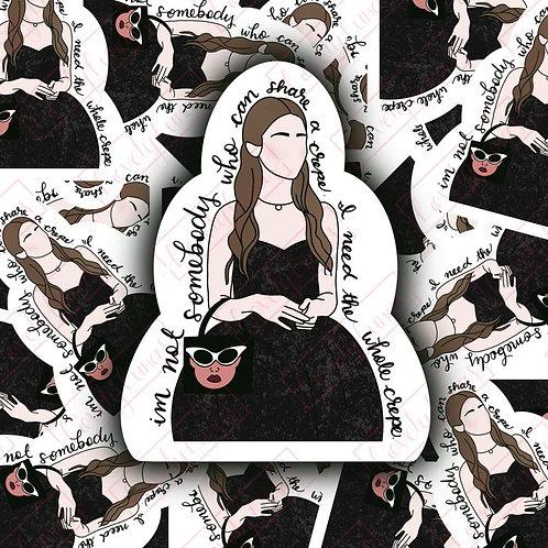 Emily in Paris -Sticker