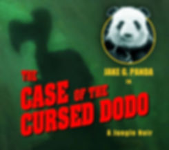 Jake G. Panda is always on the case in The Endangered Files a middle grade adventure mystery book series that teaches young readers about endangered animals.
