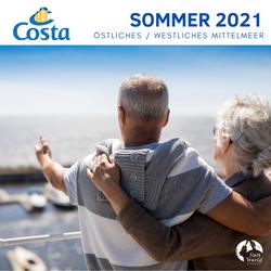 COSTA - Sommer 2021