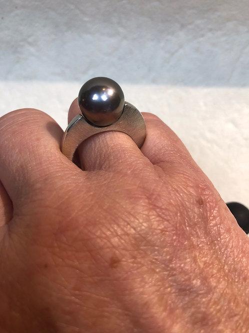 Süßwasserperlen Ring