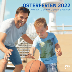 TUI Mein Schiff - Osterferien 2022