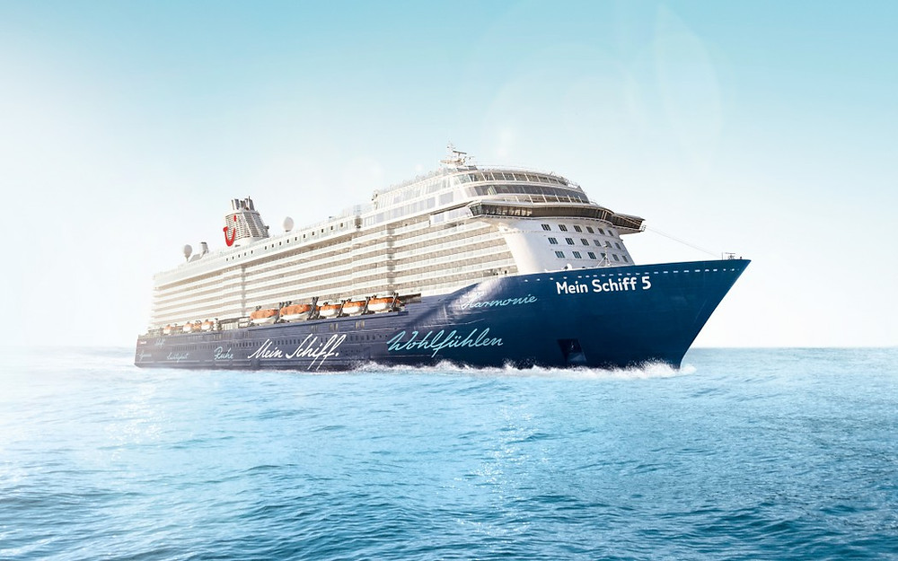 Sun-World Reisebüro präsentiert die TUI Mein Schiff 5