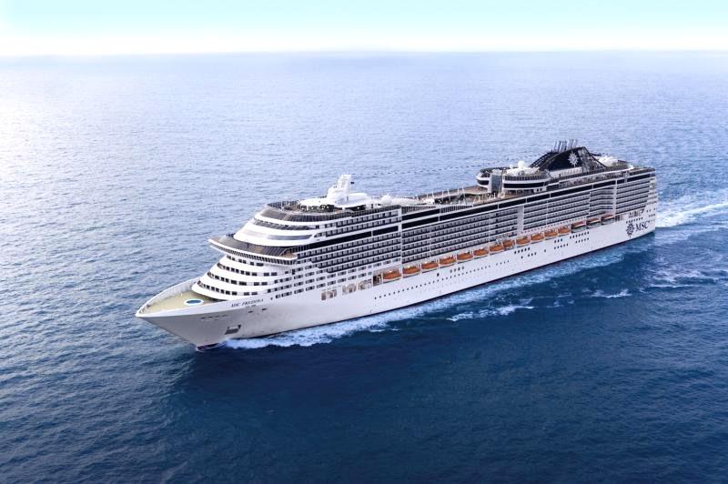 Sun-World Reisebüro präsentiert die MSC Kreuzfahrtflotte.