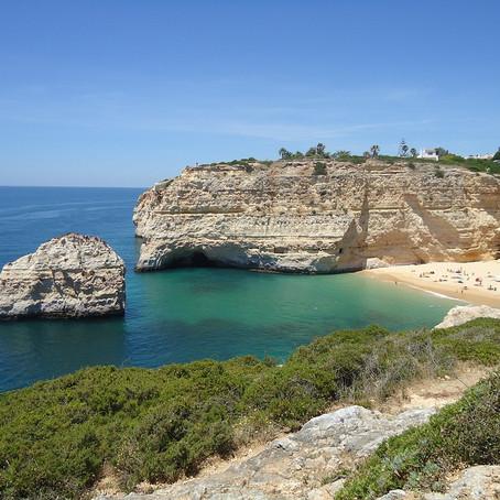 PORTUGAL - einmalige Algarveküste