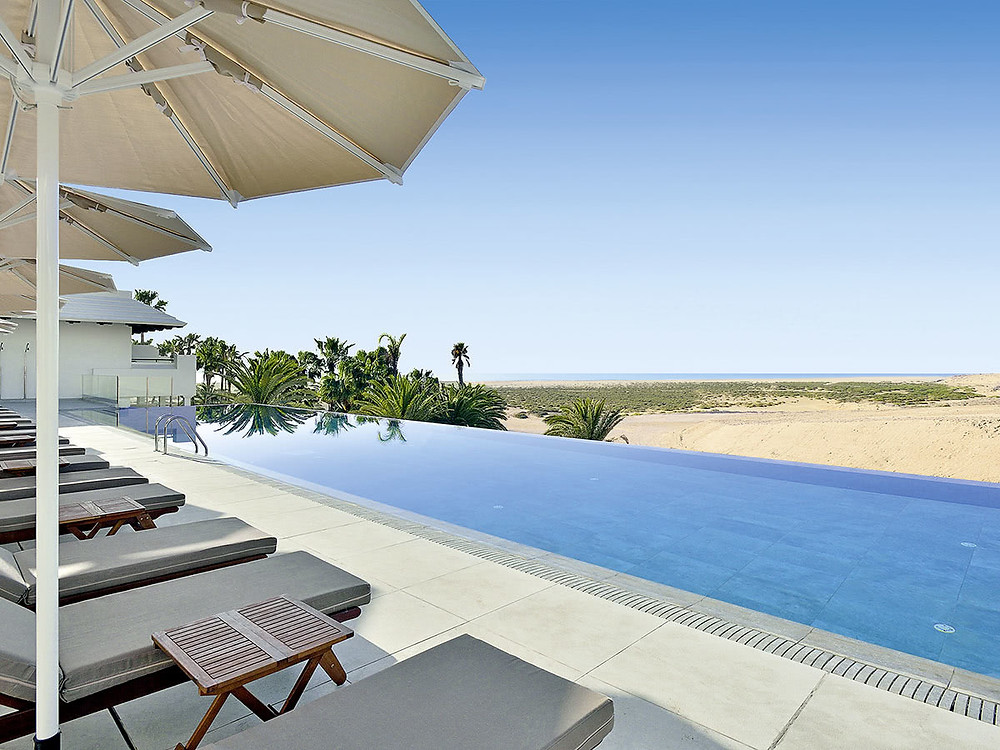 MELIA  Fuerteventura - Poolbereich
