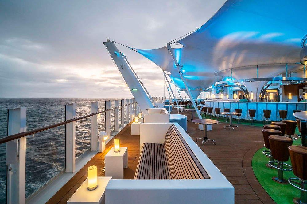 Sun-World Reisebüro präsentiert die AIDA Flotte.