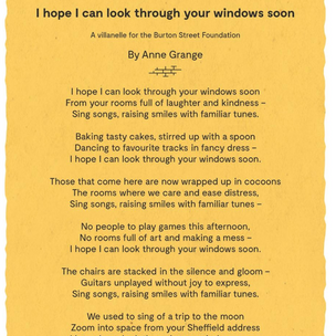 Get inspired to write your own poem like Anne has