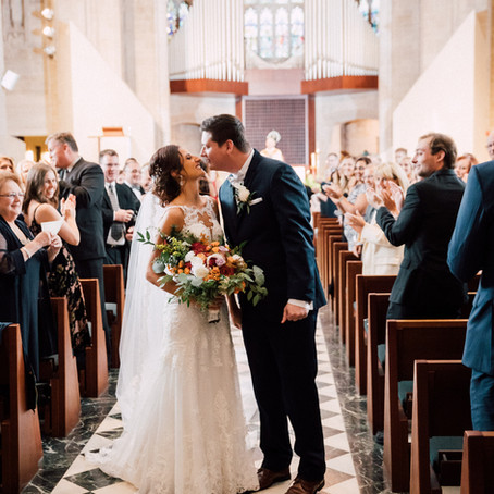 Real Wedding – Alyssa & Ryan – Detroit, Michigan