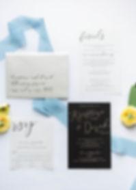 black-silver-foil-invite