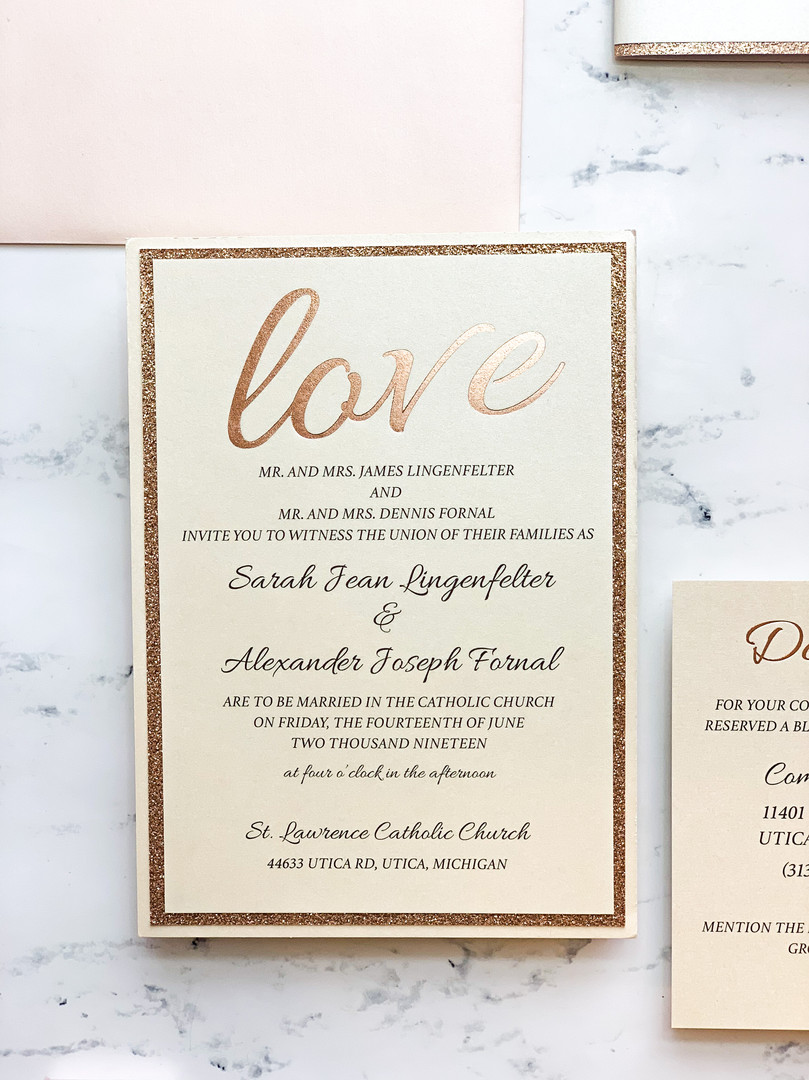 love-wedding-invite-gold-foil
