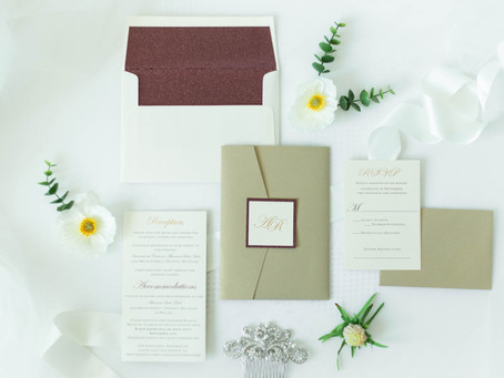 Things to never say to a custom wedding stationer!