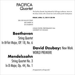 Pacifica Quartet 3