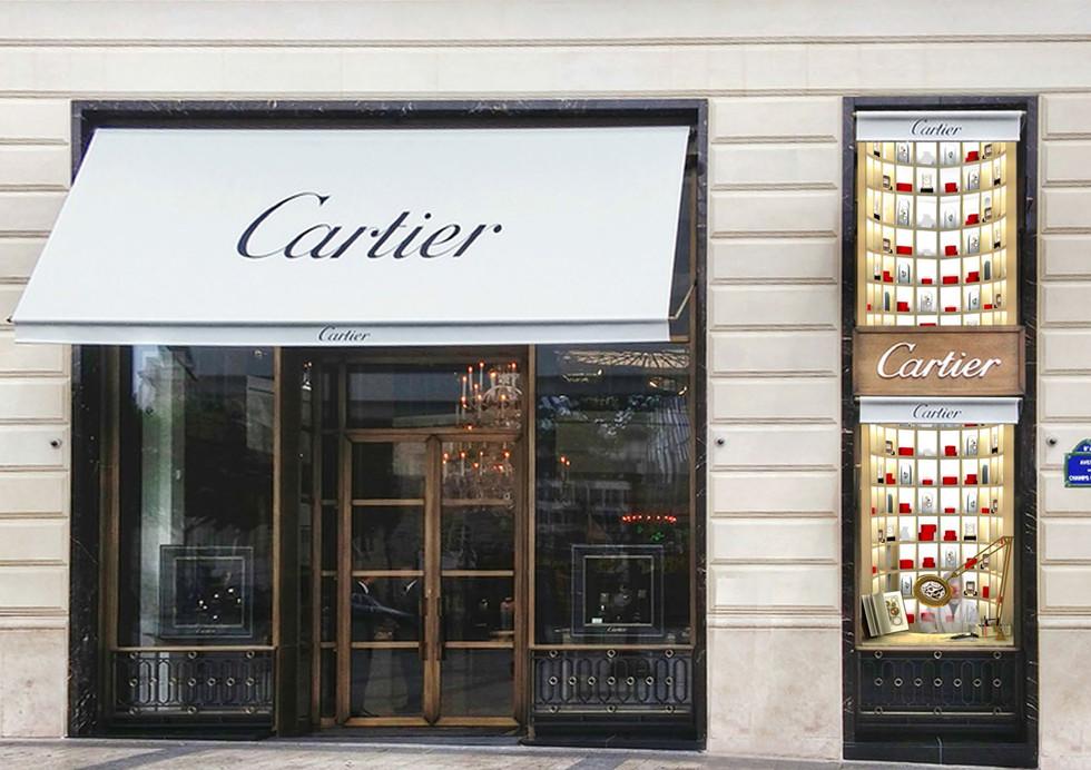 CARTIER - PARIS