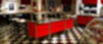Campus Cafe serverer frokost hver dag. Atlanten Turistsenter, Dalaveien 22, Kristiansund