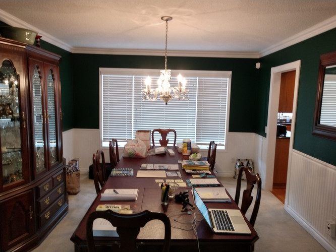 House painting in Tigard, Oregon