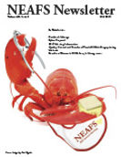 NEAFS Fall 2015 newsletter cover