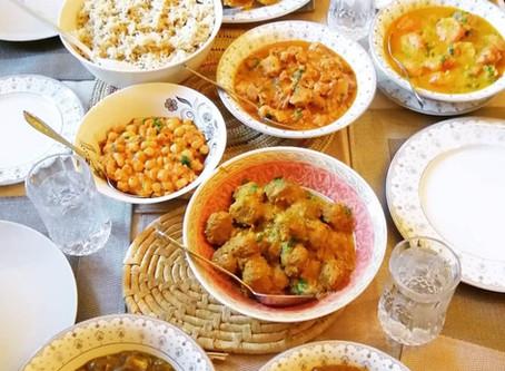 Ammu's Kitchen: Eid in Isolation
