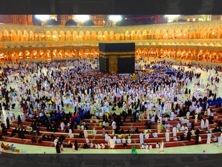 Seeking Holiness: Place and Ritual