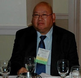 Photograph of George W. Chin