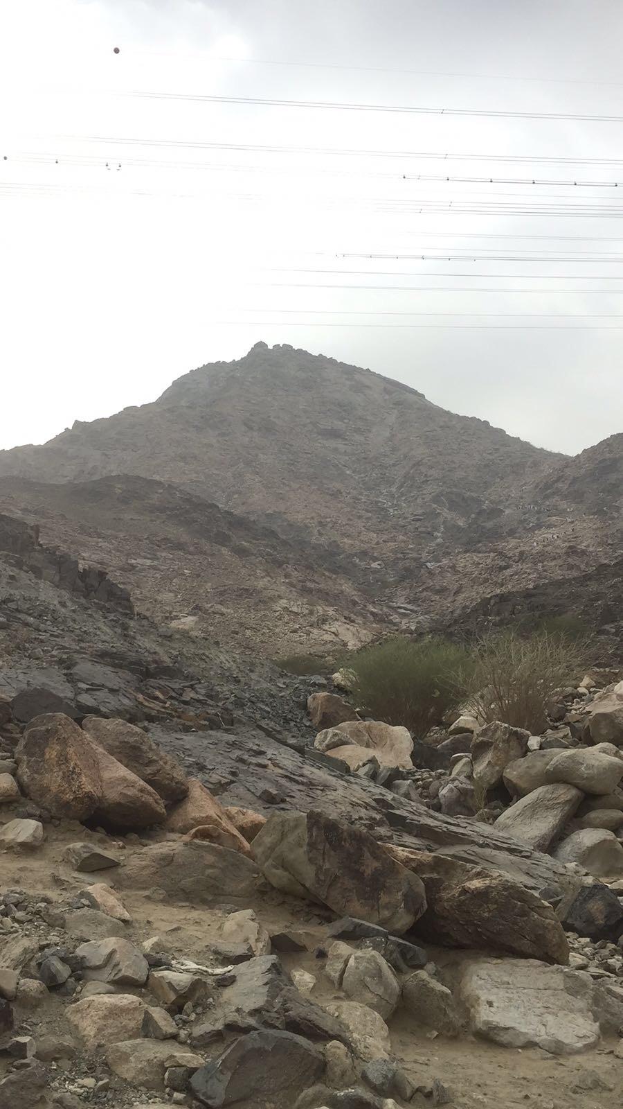 Mount Hira or Jabal an-Nour