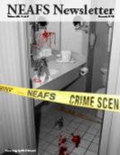 NEAFS Summer 2016 newsletter cover