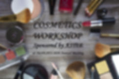 cosmetics workshop