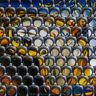 Image caricaturée - Toile de Dali - Photographie d'art.