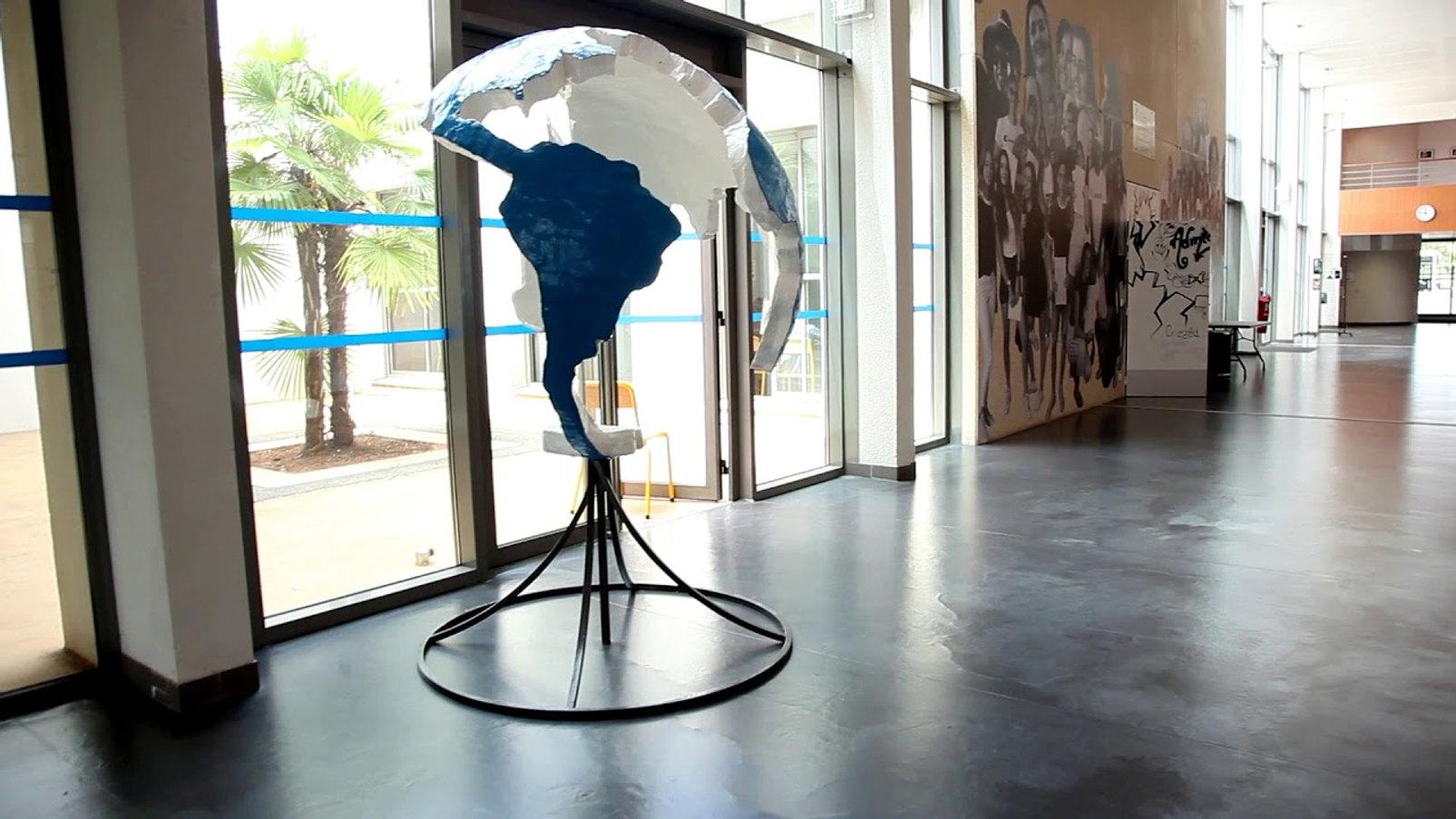 VIDEO Globes Fauvet Géants 2