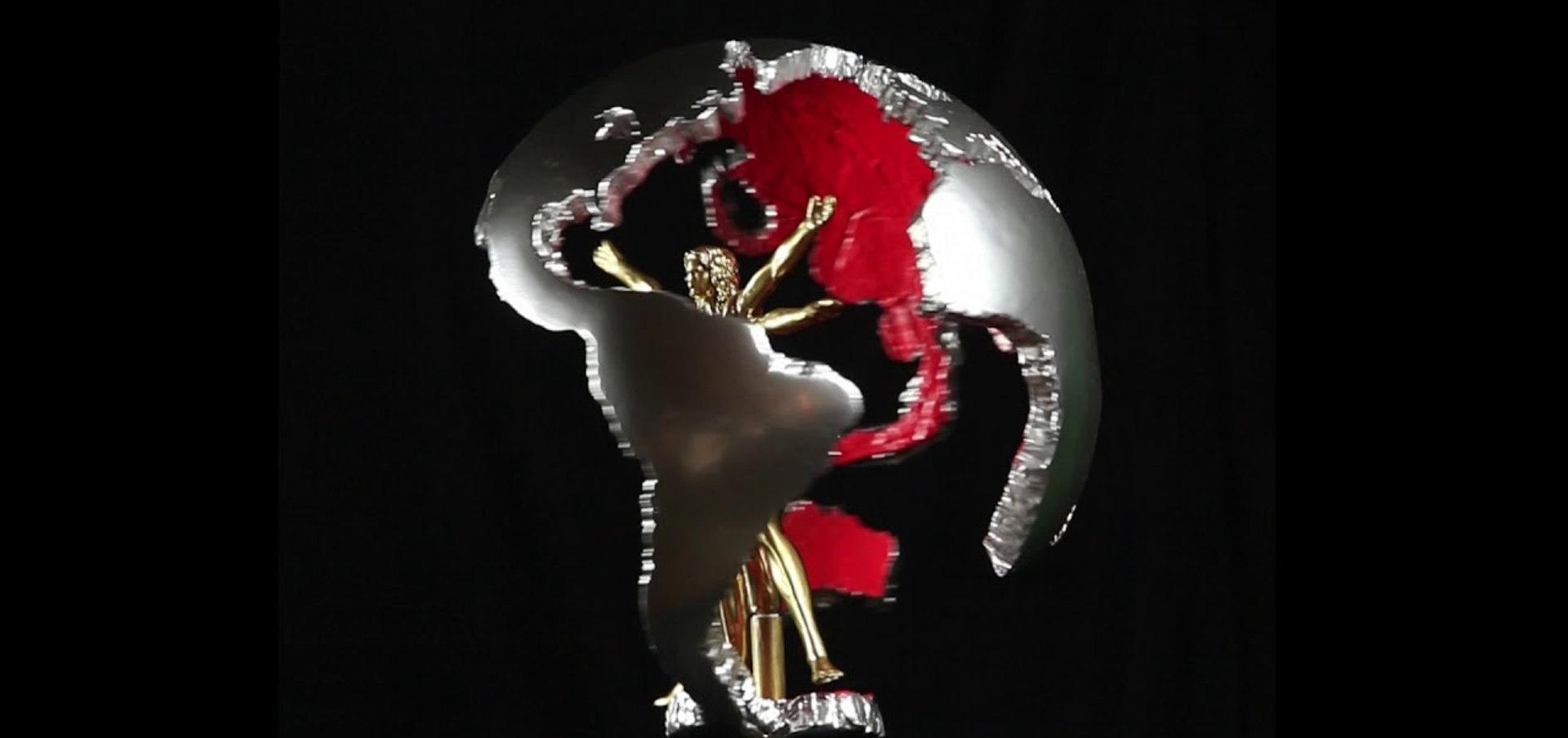 VIDEO Globe Fauvet vitruve