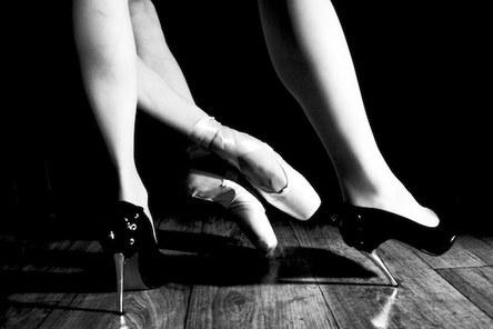 Jeu métric 1- Photographie d'art noir et blanc