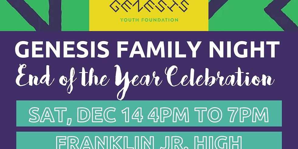 Genesis Family Night