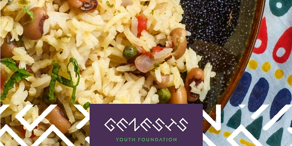 African Cooking with GYF: Jollof Rice Option 2