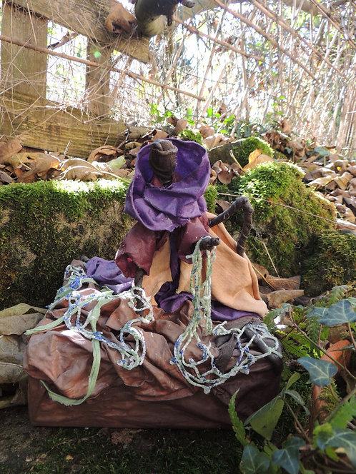 sculpture-mange monde-matières multiples-esprit nomade-vue1