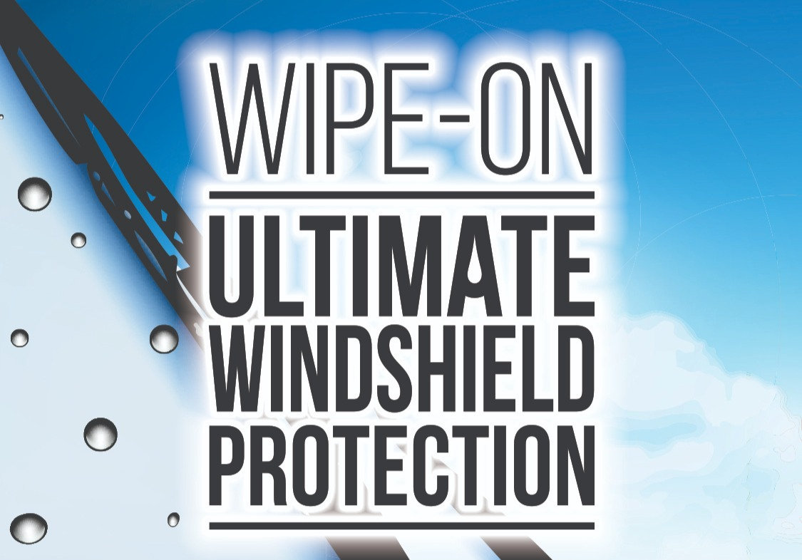 Single Windshield Coating