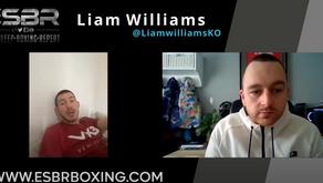 """Liam Williams: """"Underestimating me? Fantastic!"""""""