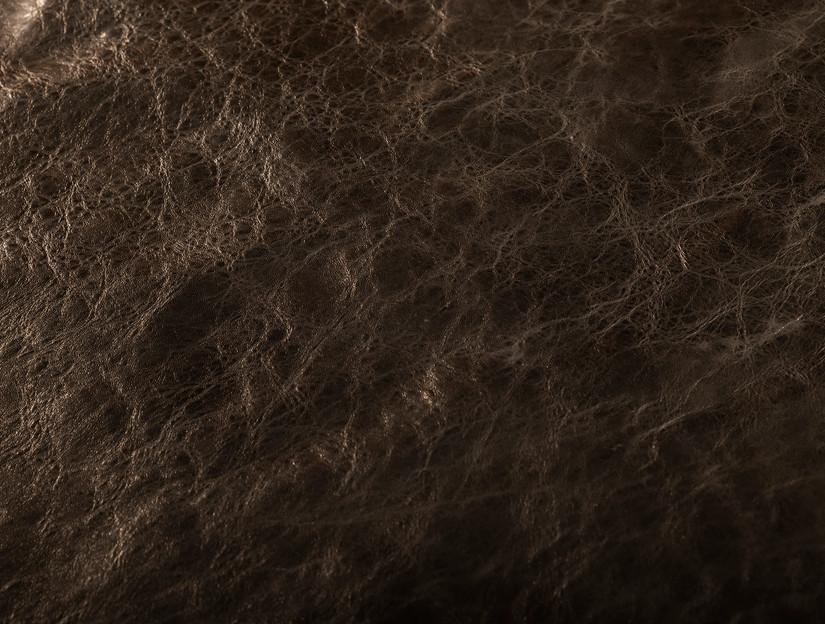 Black Stork grainside detail