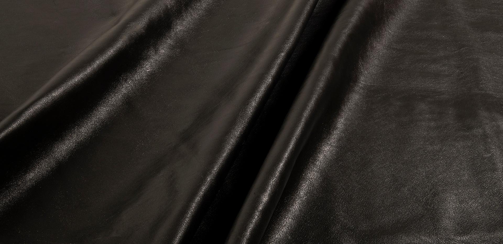 Black Stork Eggshell grainside detail 1