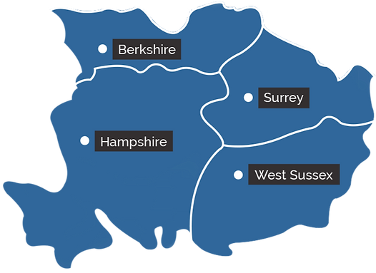 Surrey, Berkshire, Hampshire, West Sussex Man With Van