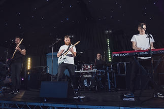 Ryan Fielder Playing Live With Band
